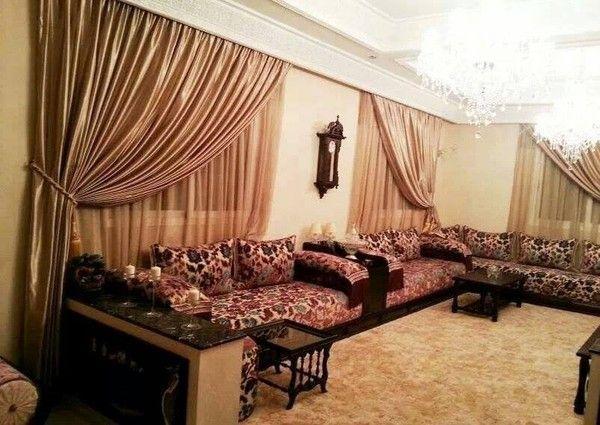 vente salon marocain bordeaux magasin prix pas cher. Black Bedroom Furniture Sets. Home Design Ideas